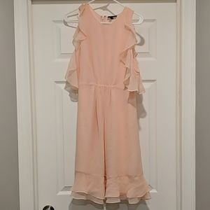 Asos Pale Pink Maternity Dress in Size 8